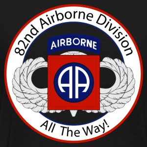 82nd Airborne - Men's Premium T-Shirt