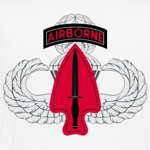 Special Operations Airborne Master - Men's Premium T-Shirt