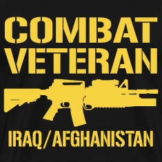 Combat Veteran Iraq and Afghanistan