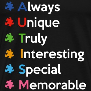 AUTISM - Men's Premium T-Shirt