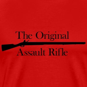 The Original Assault Rifle T-Shirts - Men's Premium T-Shirt
