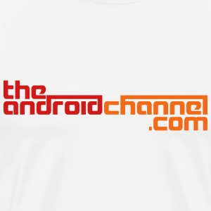 The Android Channel Logo T-Shirts - Men's Premium T-Shirt