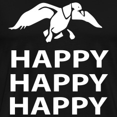 happy happy happy T-Shirts
