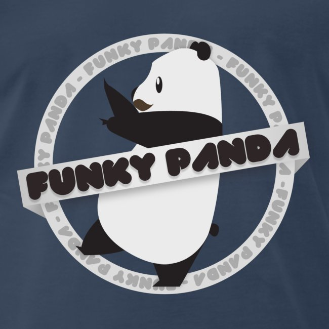 Funky Panda Logo Shirt!