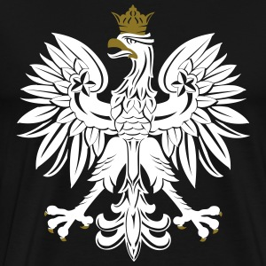 Polish eagle tshirt - Men's Premium T-Shirt