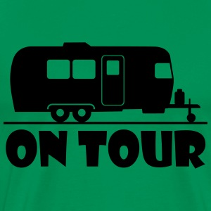 on_tour T-Shirts - Men's Premium T-Shirt
