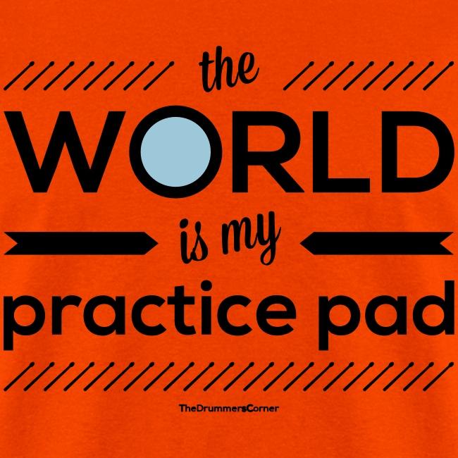 The World Is My Practice Pad - Guyz