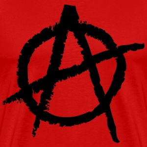 Anarchy Symbol T-Shirts - Men's Premium T-Shirt
