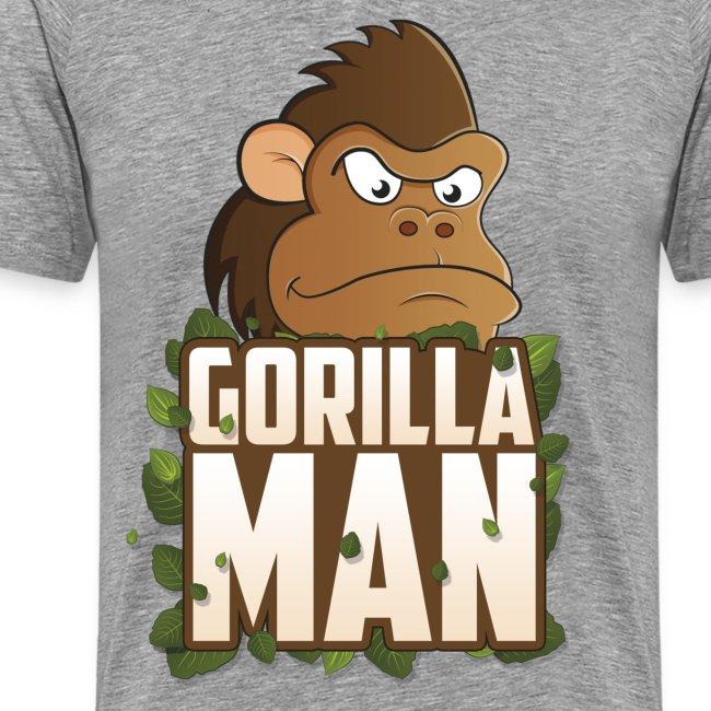 Gorilla Man big