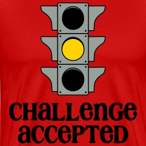 Challenge Accepted T-Shirts - Men's Premium T-Shirt