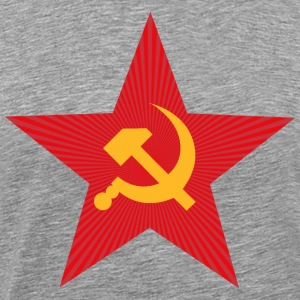Soviet Red Star - Men's Premium T-Shirt