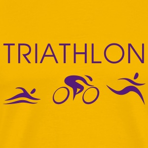 Triathlon T-Shirts - Men's Premium T-Shirt
