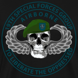 19th Special Forces Group - Men's Premium T-Shirt