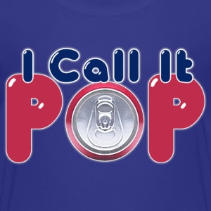 I Call It Pop Down With Detroit Kids' Shirts - Kids' Premium T-Shirt