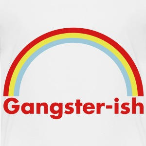 Gangster-ish Baby & Toddler Shirts - Toddler Premium T-Shirt