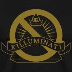 NWO Killuminati (1 Color) T-Shirts