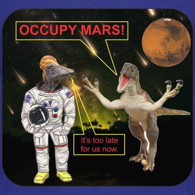 Occupy Mars c