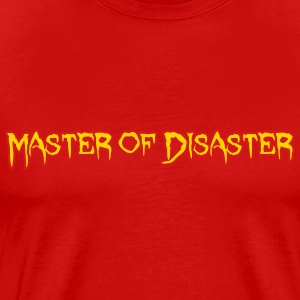 Disaster Master T-Shirts - Men's Premium T-Shirt