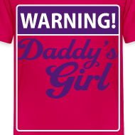 Design ~ DADDY'S GIRL TEE