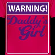 Design ~ DADDY'S GIRL TEE