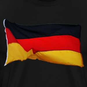 German National Flag T-Shirts - Men's Premium T-Shirt