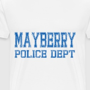 Mayberry Police Dept - Men's Premium T-Shirt