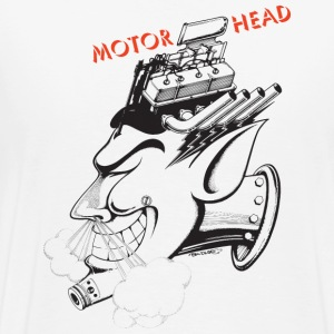 MOTOR HEAD - Men's Premium T-Shirt