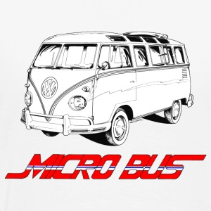 MICRO BUS VDUB - Men's Premium T-Shirt