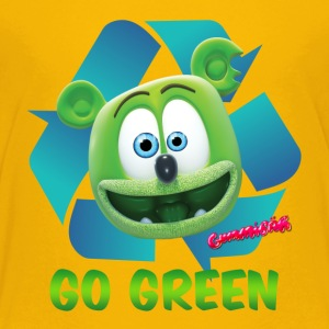 Gummibär Recycle Earth Day Kid's T-Shirt - Kids' Premium T-Shirt