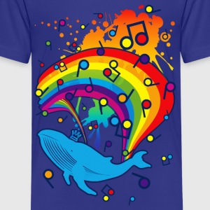 WHALE_OF_A_TIME - Kids' Premium T-Shirt