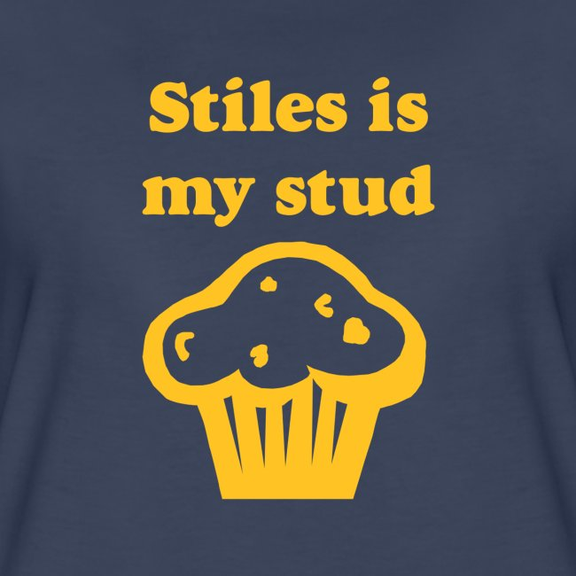 Stiles Is My Stud Muffin