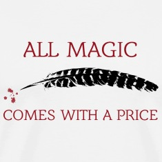 OUAT Quote: All magic comes with a price