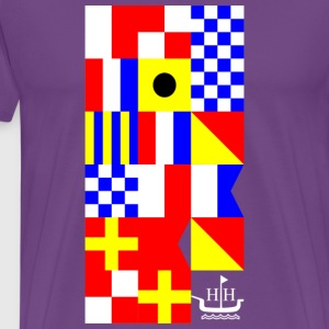 HH Flags T-Shirts - Men's Premium T-Shirt
