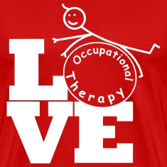 LOVE Occupational Therapy T-Shirts