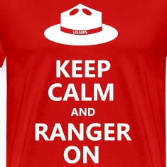 Keep Calm and Ranger On