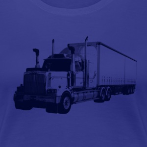 Big Bad Truck - Women's Premium T-Shirt