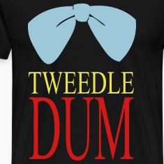 tweedle dum T-Shirts