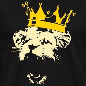 lion king Shirt - Men's Premium T-Shirt