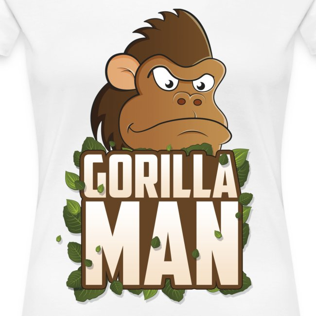 Gorilla Man Girl