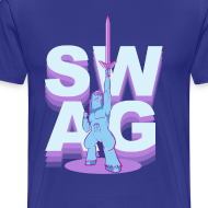 Design ~ SWAG.SHIRT (dudes)