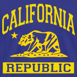 California Republic - Men's Premium T-Shirt
