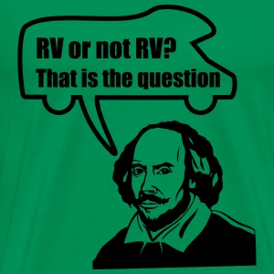 rv_or_not_rv T-Shirts - Men's Premium T-Shirt