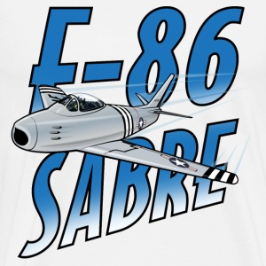 F-86 Sabre - Men's Premium T-Shirt