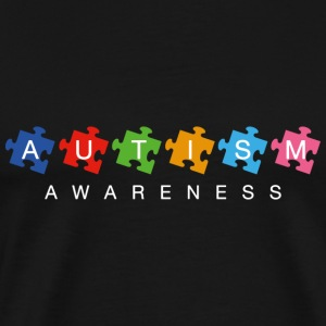 Autism Awareness - Men's Premium T-Shirt