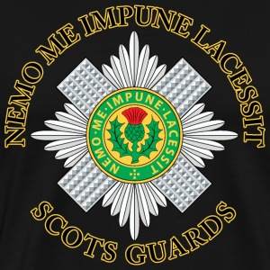 Scots Guards - Men's Premium T-Shirt