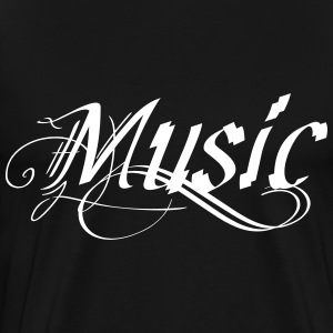 Music T-shirt - Men's Premium T-Shirt