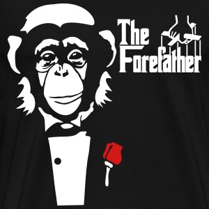 The forefather - Men's Premium T-Shirt
