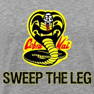 Sweep The Leg - Men's Premium T-Shirt