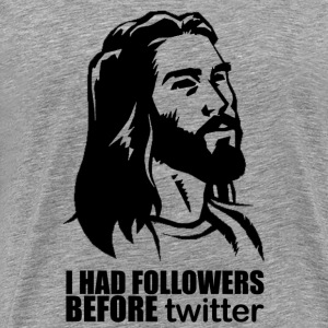 Jesus Followers - Men's Premium T-Shirt