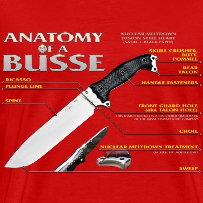 Anatomy of a Busse Big Boy Tee